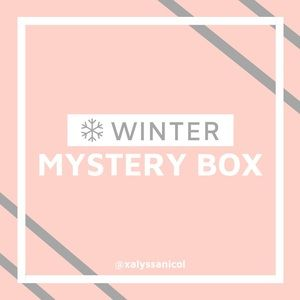 5-7 for $45 Winter Mystery Bundle✨